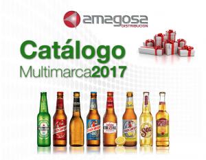 Catálogo para Amagosa