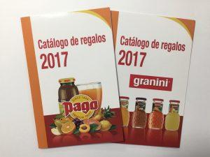 Catálogos Pago Granini