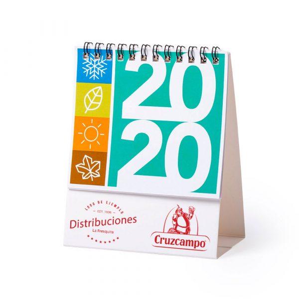 Calendario personalizado distribuidores