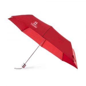 Paraguas plegable personalizado cruzcampo