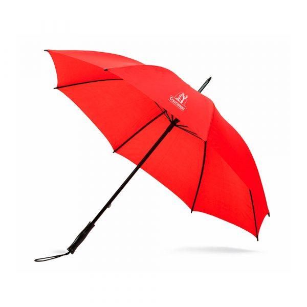 Paraguas personalizado Cruzcampos