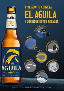 pack promocional Águila