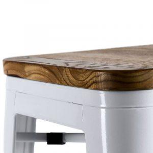 Taburete con madera barato para restaurantes y bares